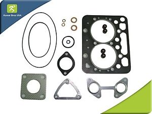 New Kubota Z482 Upper Gasket Kit