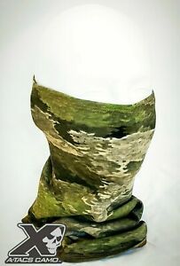 A-TACS IX Camouflage pattern Neck Gaiter