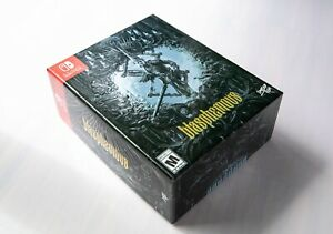 Blasphemous Collectros Edition Box only Nintendo Switch Limited Run Games