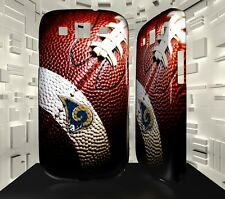 Coque rigide pour Samsung Galaxy S3 Saint Louis Rams NFL Team 03