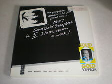 Solid Gold Scrapbook 5 LPS 12/14/87 - 12/18/87  WITH TIMING SHEETS THE BEATLES