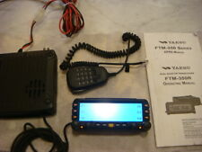 YAESU FTM-350R DUAL BAND 144/440 FM TRANSCEIVER WITH OPTIONS