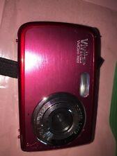 Vivitar Vivicam 7022 7 MP Digital Camera - Red