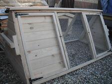 Rabbit Guinea Pig Chicken Arc Shiplap 3 x 6 Wooden animal housing