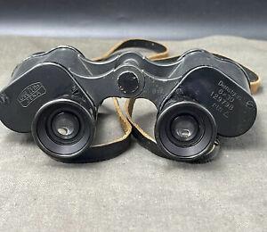 Rare WW2 Binoculars Carl Zeiss rln 6x30 Mausgrau Dienstglas Fernglas Wehrmacht