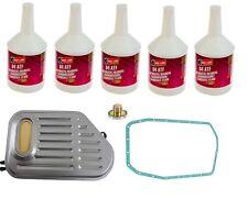 BMW E39 E46 E85 320i 330Ci Auto Trans Service Kit Fluids Fluid Screen Drain Plug
