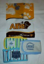 ❤️ ALFIE PET BELLY BAND MALE DOG WRAP SET OF 3 SMALL BREED NEW & SEALED ❤️