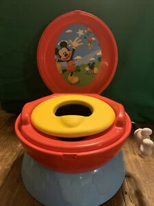 The First Years Disney Baby Minnie Mouse 3-in-1 Potty System Y9908CA4