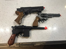 New ListingVintage Lot of 3 Toy Guns Edison Giocattoli Euc