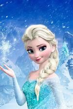 "ELSA Frozen edible Image Cake topper Decoration 1/4 sheet/7.5""x10"""