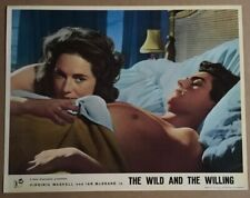 The wild and the willing English LC 1962 young Ian McShane Virginia Maskell