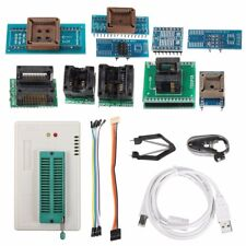 TL866II PLUS Programmer USB EPROM EEPROM FLASH BIOS Programmer with Clip