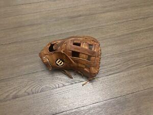 """Wilson A2000 1883 12.5"""" First Base Mitt Baseball Glove Tan"""