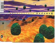 MADAME X - Evolution CDM 4TR Euro House Acid 1995 Germany