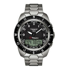 Tissot T-Touch Men's Chronograph Date Watch T0134204405700