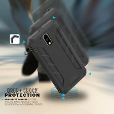 Poetic Revolution Black Case【Built-In Screen】Protector For Motorola Moto G4 Plus