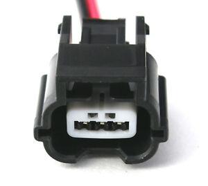 Camshaft & Crank Position Sensor Harness Connector Pigtail Fit Nissan VQ Late
