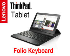 NEW Lenovo ThinkPad Tablet 10 Folio Keyboard Dock English US 4X30J32059