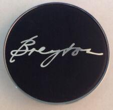 "Breyton Custom Wheel Center Cap Black Chrome Aftermarket 2.625"" Diameter BRE2"