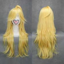Panty & Stocking with Garterbelt Wigs Panty Long Blonde Yellow Cosplay Wig
