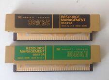 HEWLETT PACKARD HP 9845B/C COMPUTER RESOURCE MANAGEMENT ROM KIT 98419A