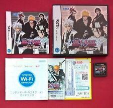 Bleach 2nd: Kokui hirameku  - Nintendo DS - USADO - MUY BUEN ESTADO  ( Japonés )