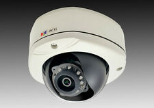 E77 10MP Outdoor Dome Camera with D/N, Adaptive IR, Basic WDR, Fixed lens