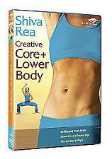 Shiva Rea - Creative Core And Lower Body [DVD], Good DVD, ,