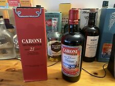 Caroni 21 Years Old Trinidad Rum 70cl 57.18%.