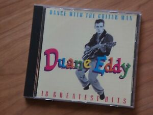 Duane Eddy - Dance With The Guitar Man 18 Greatest Hits