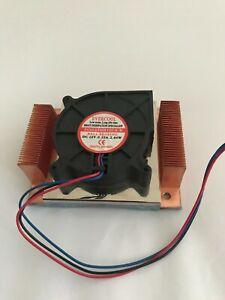 EVERCOOL Copper Radiator CPU Heat Sink Fan Cooler CUW15-B615CA