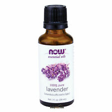 NOW FOODS 100% Pure Lavender Essential Oil 1 oz ,Clearance for Dented/Stained