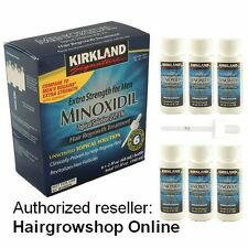 Kirkland Minoxidil5% Lotion 6 Month READ ADVERT. / PRE-ORDER EU SHIPMENT 31 OCT.