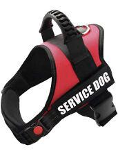 Dog Vest Harness for Service Dogs, Dog Harness Large, Reflective Dog Vest.