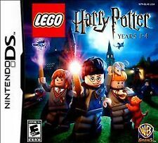 LEGO HARRY POTTER YEARS 1-4 brand new video game for Nintendo DS