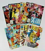 Set 11 EXCALIBUR Marvel X-Men 1996 Rahne's Revenge X Man Nightcrawler MINT L21