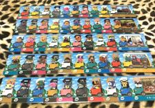 Animal Crossing New Leaf Welcome Amiibo 50 Cards