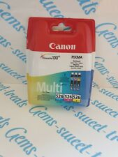 Canon CLI-526 3 Colour (CMY) Multipack Ink Cartridge -NEW!