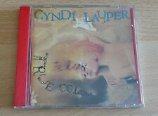 CYNDI LAUPER - TRUE COLORS - CD