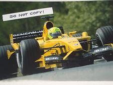 9x6 Photograph Ralph Firman , F1 Jordan-Ford EJ13 ,San Marino GP Imola 2003