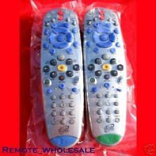 2 DISH NETWORK 5.0 & 6.0 IR UHF PRO REMOTE CONTROL 625 522 942 322 DVR #1 #2 PVR