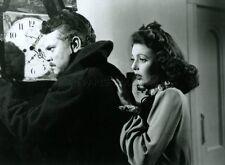 ORSON WELLES  LORETTA YOUNG THE STRANGER LE CRIMINEL  1946 VINTAGE PHOTO