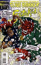 Ectokid #6-9 Clive Barker Marvel Comics