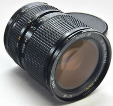 Tamron SP Manual Focus f/2 Camera Lenses