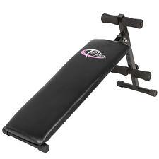 Banc de musculation pour muscles aptitude appareil de fitness sport pliable noir