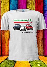 The Italian Job Classic Mini Cooper T-shirt Vest Tank Top Men Women Unisex 2150