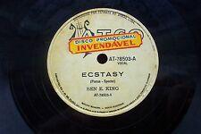 BEN E. KING 78 RPM ECSTASY / YES ATCO AT-78503 1962