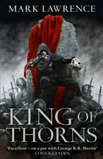 King of Thorns (The Broken Empire, Book 2) by Lawrence, Mark   Paperback Book  