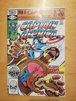 Captain America #266 Marvel Comics Bronze  Age Avengers 1982
