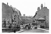 pt1111 - Main Street , Haworth , Yorkshire - photograph 6x4